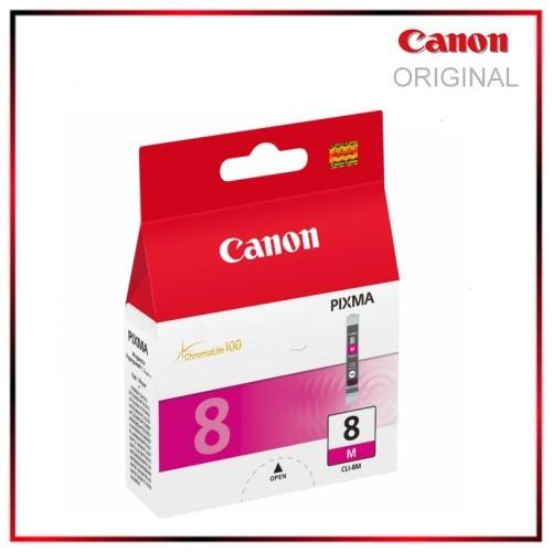 CLI8M - 0622B001 - Magenta - Original Tintenpatrone f. Canon Pixma