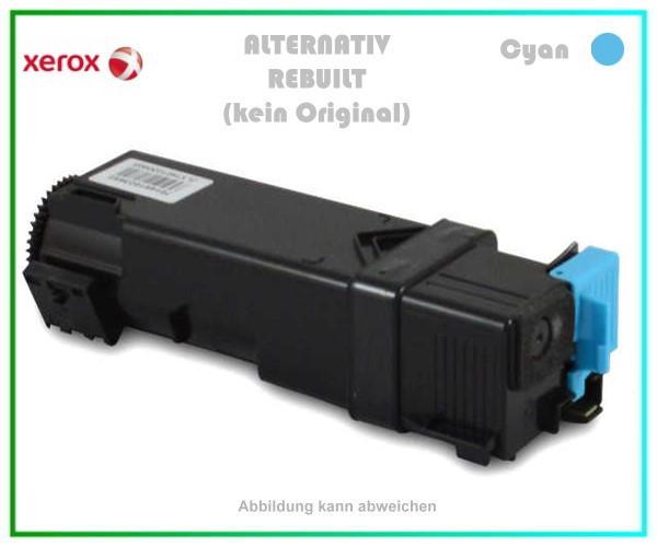 TONPHASER6500C, Alternativ Toner Cyan, f. Xerox, 106R01594, Phaser 6500, Phaser 6505, 2500 Seiten.