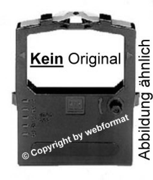 Neutrales Farbband Black 09002310 fuer OKI 5320 - ML5320 - ML320 - ML390 FB (k. original).