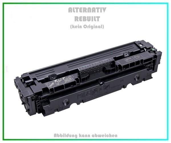 TONCF410A Alternativ Toner Black 410A für HP CF410A - Inhalt 2.300 Seiten
