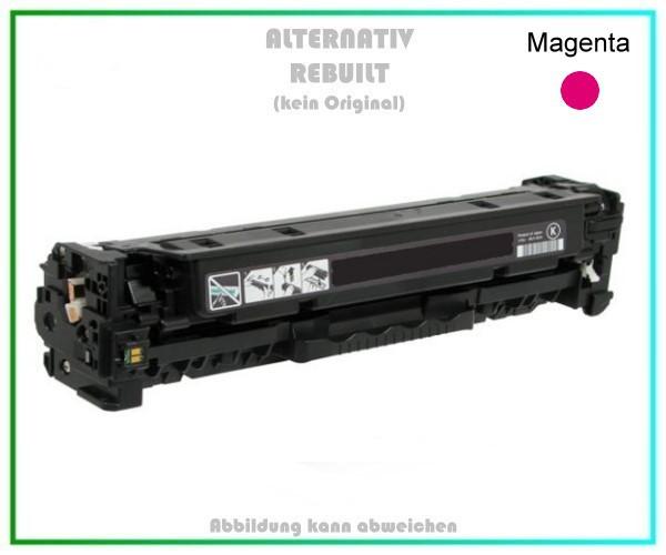 TONCE413A - Alternativ Toner Magenta - HP CE413A (HP 305A) - 2.600 Seiten.