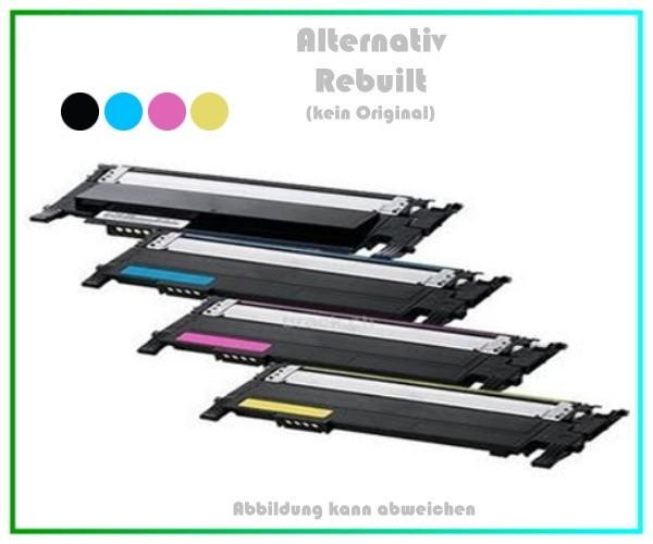 TONCLP360 Alternativ Toner Rainbowkit Samsung CLT-P406C/ELS,Black=1500 Seiten,Color je 1000 Seiten