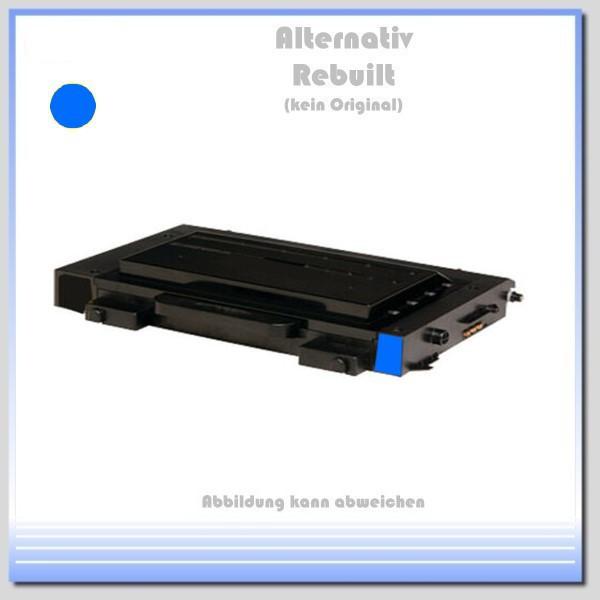 TONCLP500C, CLP-500, Alternativ Toner Cyan für Samsung CLP-500 D5C/ELS-K - Inhalt 5.000 Seiten.