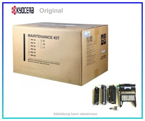 Kyocera Original Maintenance Kit MK-67, 302FP93081, VE 1 St Black FS1920,FS3820, 300000 Seiten.