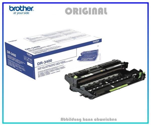 DR3400 Original Trommel Black, Brother DR3400, EAN-4977766755757, Inhalt 50.000 Seiten, kein Toner