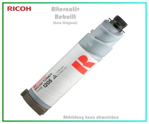 TYP 1205 Ricoh Kopiertoner für FT3613 - FT3813 - FT4015 - FT401 - 885122 - Inhalt 2 x 215Gr.