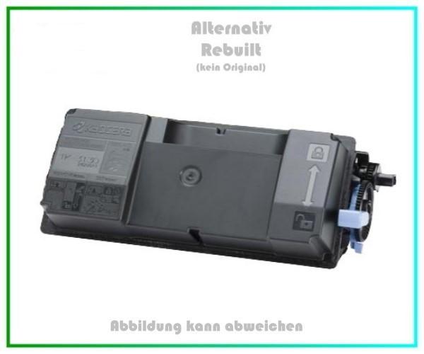 TK3130 Lasertoner Black fuer Kyocera/Mita FS4200 DN, FS4300 DN, FS-4200 DN, FS-4300 DN, 25000 Seiten