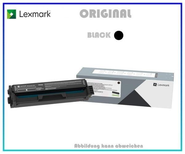 C332HK0 LEXMARK C332HK0 Original Toner BLACK - Inhalt 3.000 Seiten, C332HK0.
