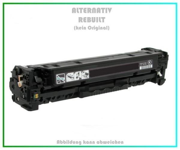 TONCE410A - Alternativ Toner Black für HP - CE410A, 410A, Inhalt 2.200 Seiten.