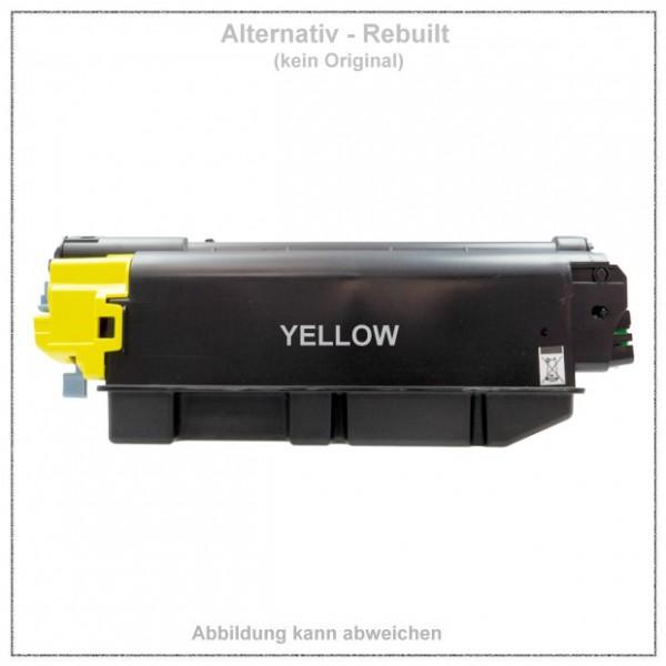 TONTK5280Y Alternativ Tonerkartusche Yellow für Kyocera - TK-5280Y - Y=11.000 Seiten.