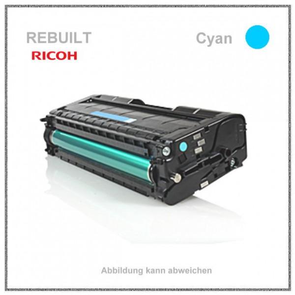 TONSPC310C Alternativ Toner Cyan für Ricoh - 406480 - Inhalt fuer ca. 6.000 Seiten