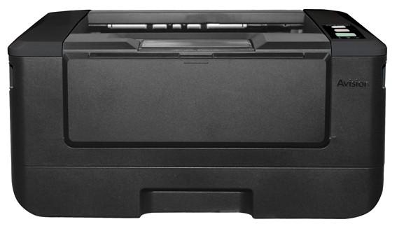 Avision AP3021U Drucker mit 5000 Seiten Toner!