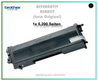 TONTN2220XXL - TN-2220XXL - TN 450 - Alternativ Toner Black f. Brother HL 2240 - HL 2250 - HL 2270 -