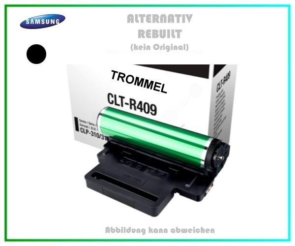 TONCLP310DR Alternativ Trommel Black für Samsung CLT-R409SEE - Inhalt ca. 24.000 Seiten