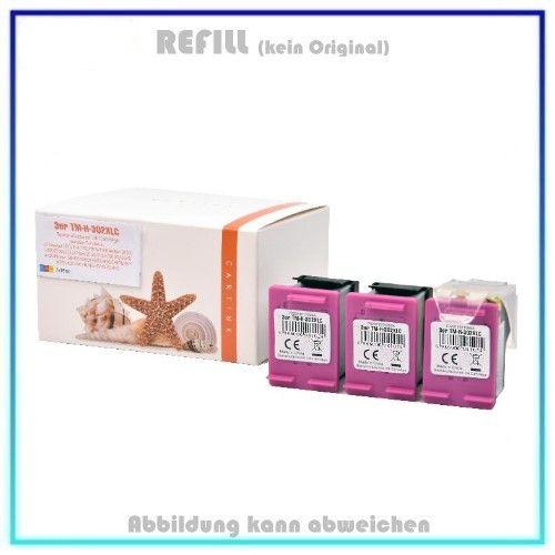 REF302CXL Ecosaver 3-facher Nutzen, Color Snaps Refill - F6U67AE, Alternative TTM-1011071