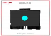 405766, GC-41CL, klein Original Cyan Ricoh Gel Ink, GC41CL