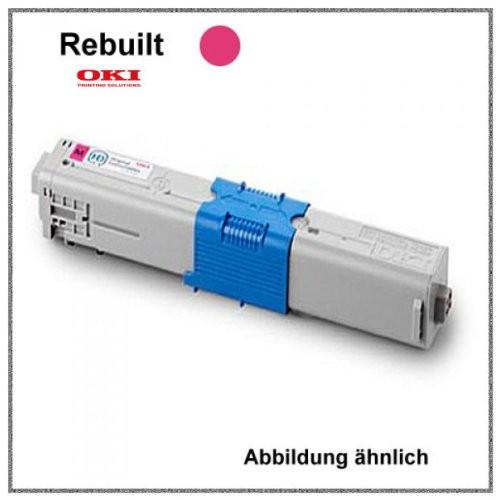 TONC321M - C321M - Alternativ Toner Magenta für OKI - 44973534 - Inhalt fuer ca. 1.500 Seiten