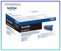 TN421BK Original Toner Black für Brother HL8260CD - TN-421BK- Inhalt 3.000 Seiten