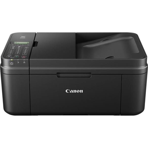 Canon Pixma MX475 DRUCKER KOPIERER FAX SCANNER AIR PRINT WLAN TINTE, Gehäusefarbe Schwarz