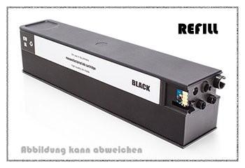 REF970XLBK - 970XLBK - HP970 - HP971 - Refill Tintenpatrone Black für HP - CN625AE - Inhalt ca. 250m