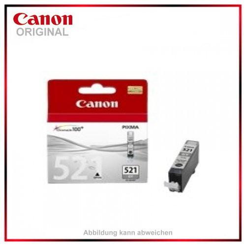 CLI521GY - 2937B001 - Grau original Tintenpatrone f. Canon Pixma MP 980 - MP 9900 - Inhalt ca. 9 ml