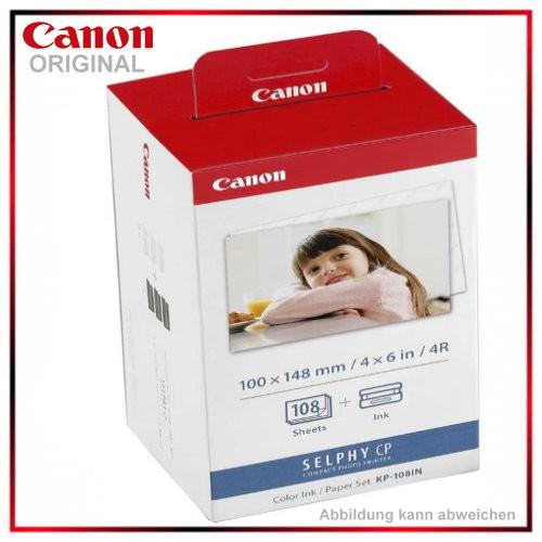 KP108IN - 3115B001 - Original Canon Fotokartusche + - 3115B001