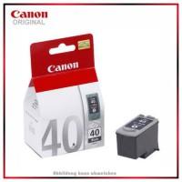 PG40 - 0615B001 - Original-Tintenpatrone Black für Canon Pixma - 16ml