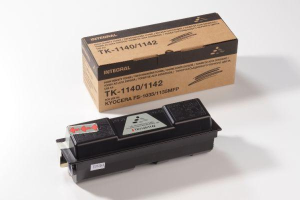 12mal, Kyocera TK-1140, FS 1035MFP/DP - FS 1035MFP/DP, 1135MFP, M 2035, 2535, P-2035DN, + Chip, 7.20