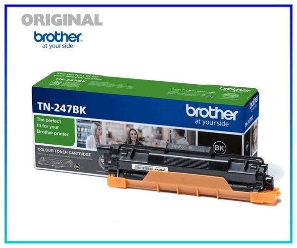 TN247BK - Original Brother TN247-BK Toner Black= 3.000 Seiten.