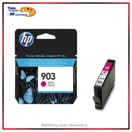 903 - T6L91AE - Original HP Tintenpatrone Magenta für OJ Pro 6960 - T6L91AE - Inhalt ca. 315 Seiten