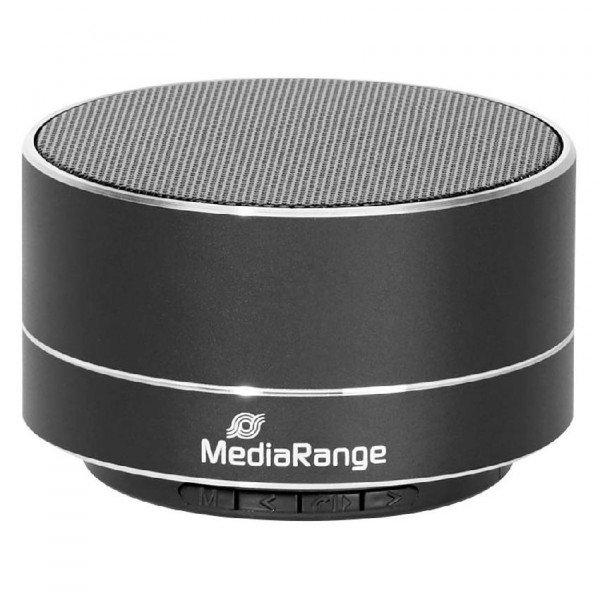 MediaRange MR733 Bluetooth-Lautsprecher 3W - Micro USB, Bluetooth, Speicherkartensteckplatz