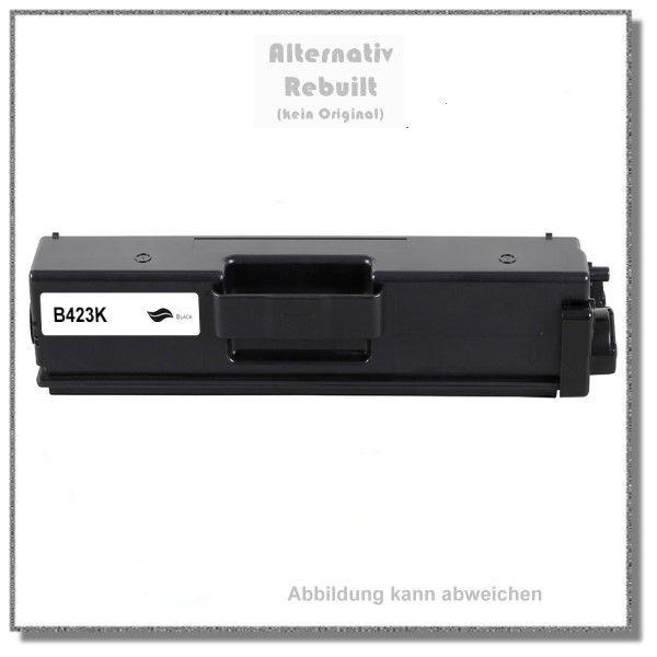 TN-423BK, Alternativ Tonerkartusche Black für Brother TN-423BK - Inhalt 6.500 Seiten