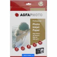 AgfaPhoto Professional Photo Paper 260 g A 4 20 Blatt