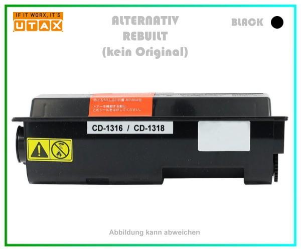 LP3118 Toner für UTAX LP3318 - LP3119 - LP4118 - 4411810010 - CD1316 - Inhalt ca. 6.000 Seiten.