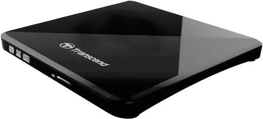 DVD-R/RW+R/RW Slim Transcend TS8XDVDS-K black Extern retail Laufwerk