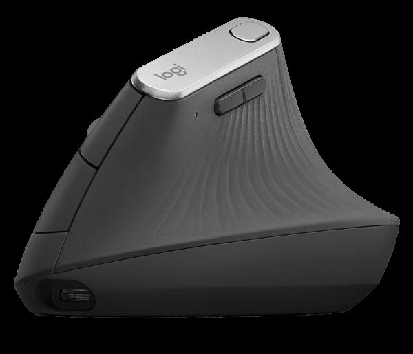 MX VERTICAL Fortschrittliche ergonomische Maus von Logitech