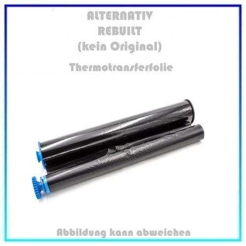 FA136X Thermo Transferrolle Black für Panasonic Fax KXFA -136X - KX-F1830 (2erPack) - kein Original.
