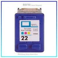 HP-22, C9352AE, REF22 Refill HP Color Tintenpatrone No.22 - Inhalt ca. 17ml