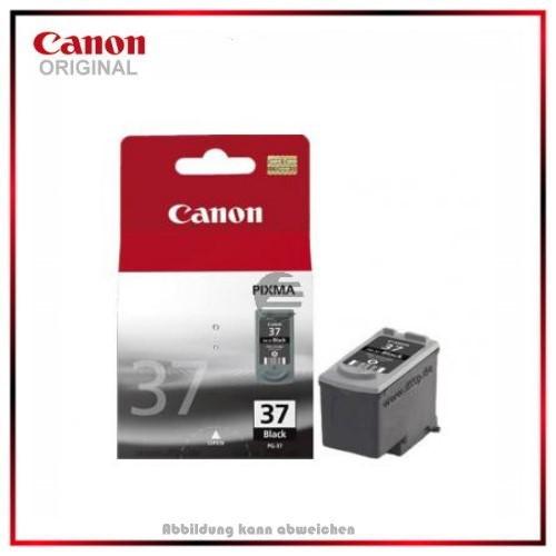 2145B001 - PG-37 - Original Tintenpatrone Black für Canon - 2145B001 - Inhalt für ca. 220 Seiten