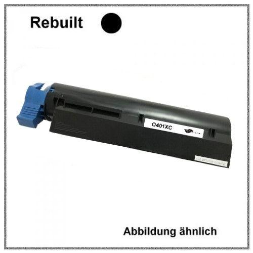 TONB401 Alternativ Toner Black für OKI - 44992402 - Inhalt 2.500 Seiten