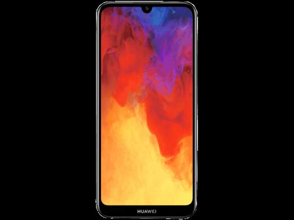 Huawei Y6 2019 Dual-SIM midnight black