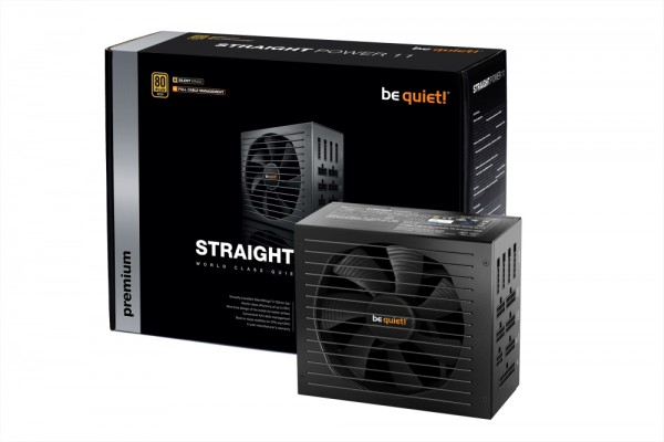 PC- Netzteil Be Quiet Straight Power 11 850W