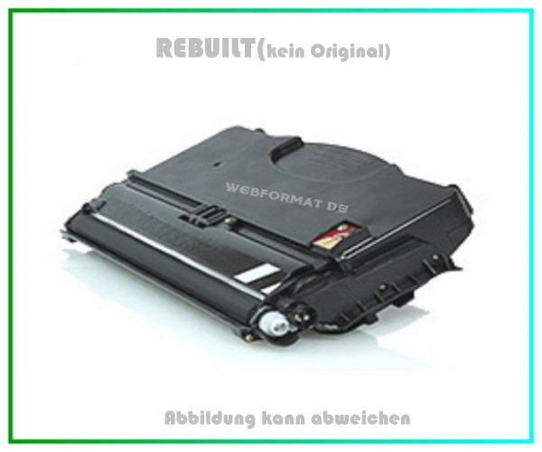 12016SE Mehrwegtoner Lexmark Black f. Optra E120 - Inhalt ca.2.000 Seiten.