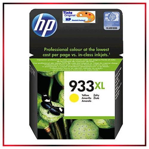 CN056A - Nr.933XL - original HP Yellow Tintenpatrone - CN056AE - HP Nr 933XL Yellow = ca. 825 Seiten