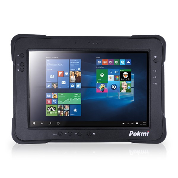 "Pokini Tab K10, 4GB, 128GB, Seriell 10.1"" Full Rugged Tablet-PC"