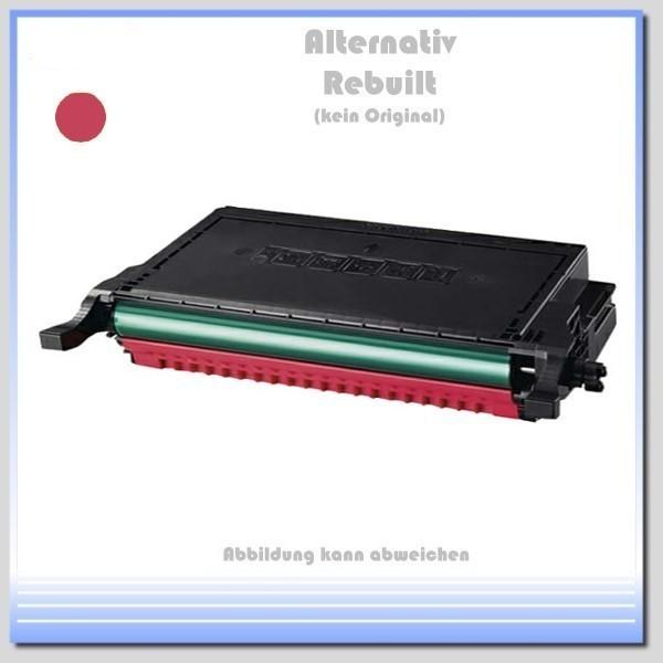 TONCLP660M Alternativ Toner Magenta für Samsung - CLP-M 660 B/ELS-K - Inhalt für 5.000 Seiten