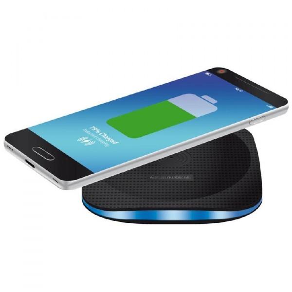 MediaRange MRMA110 Induktive Ladestation - für Smartphones mit Qi-Standard, bis zu 10 Watt