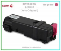 TONPHASER6500M, Alternativ Toner Magenta, f. Xerox, 106R01595, Phaser 6500, Phaser 6505, 2500 Seiten