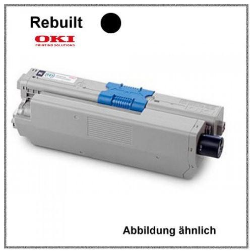 TONC310BK - Alternativ Toner Black C310BK - 44469803 - für Oki C310 - C330 - C331 - C510 - C511 - C5