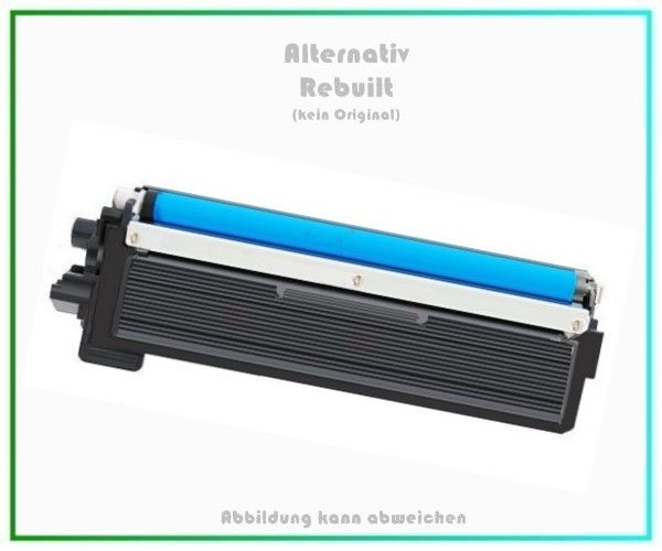 TONTN230C, TN230C, Alternativ Toner Cyan für Brother, TN230C, Inhalt: 1.400 Seiten, kein Original.
